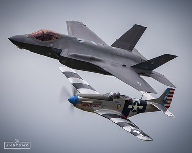 Heart of Texas 2019 Heritage Flight