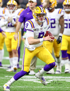 NCAA FOOTBALL: JAN 13 CFP NATIONAL CHAMPIONSHIP LSU v CLEMSON