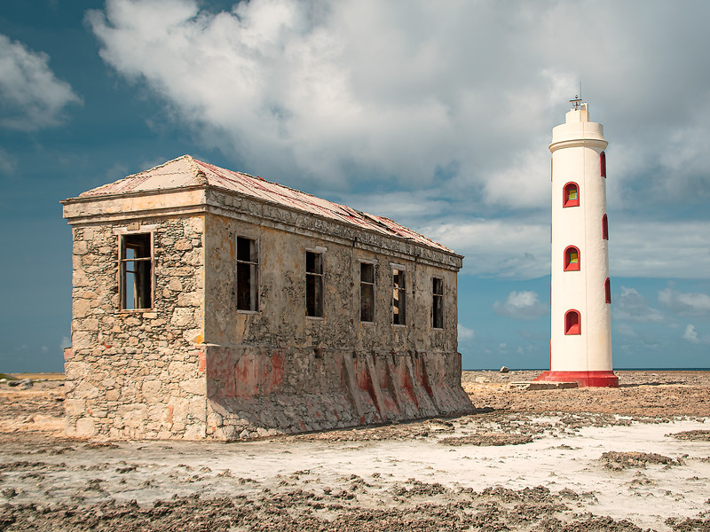 Boca Spelonk Lighthouse