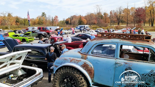 Peek n Peak Cruise In, Clymer NY 10-11-2020