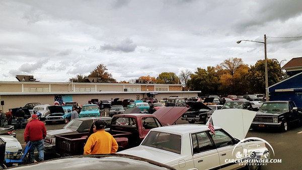 VFW Car and Motorcycle Show, Lackawanna NY 10-3-2020