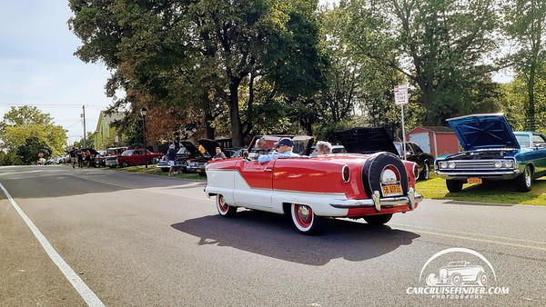West Seneca PBA Car Show West Seneca NY 9-6-2020