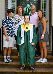 2020 Danny Dunning Graduation