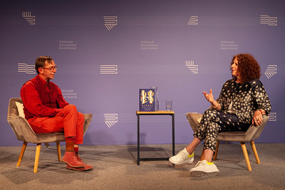 Maggie O'Farrell in conversation with Stuart Kelly at the 2020 Edinburgh International Book Festival Online