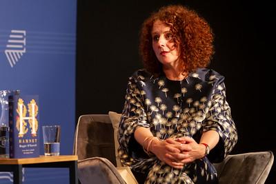 Maggie O'Farrell at the 2020 Edinburgh International Book Festival Online