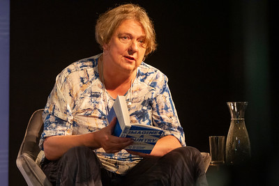 Jo Clifford reads from Imagine A Country at the 2020 Edinburgh International Book Festival Online