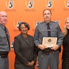 University Police awards ceremony at SUNY Buffalo State College.