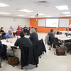 Faculty professional development Applied Learning cohort training at SUNY Buffalo State College.