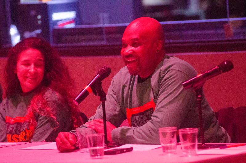 African Diaspora Project Diaspora Dialogue at SUNY Buffalo State College.