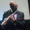 """Jazz and the Civil Rights Movement"" lecture and  performance by Galen Abdur-Razzaq at SUNY Buffalo State College."