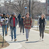 Campus scenics at SUNY Buffalo State College.