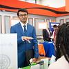 Career Development Center Job and Internship Fair at SUNY Buffalo State College.