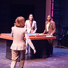 """Student theater production of """"Othello"""" at SUNY Buffalo State College."""
