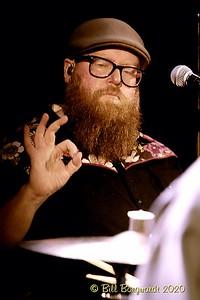 Danny Hooper band - Edmonton Inn 2-20 083
