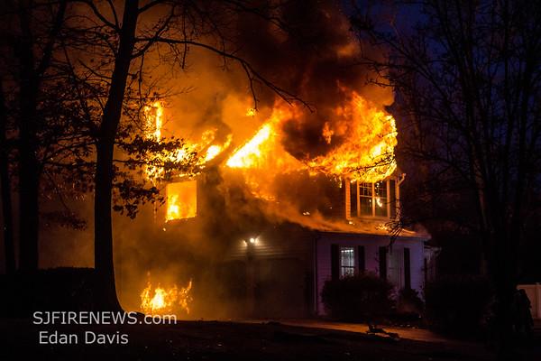 01-15-2020, 2 Alarm Dwelling, Millville, 5 Megan Dr  (C) Edan Davis, www sjfirenews (1)