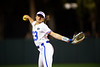 Florida Gators softball pitcher Danni Farley pitching as the Gators hosted Team USA at Katie Seashole Pressly Stadium in Gainesville, Florida on February 11th, 2020 (Photo by David Bowie/Gatorcountry)