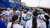 Florida Gators softball outfielder Jaimie Hoover as the Gators hosted Team USA at Katie Seashole Pressly Stadium Gainesville, Florida on February 11th, 2020 (Photo by David Bowie/Gatorcountry)