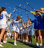 Florida Gators womens lacrosse midfielder Brianna Harris during pregame as the #8 ranked Gators come from behind to beat the #3 ranked Stony Brook Seawolves 12-10 at Donald R. Dizney Stadium in Gainesville, Florida on February 29th, 2020 (Photo by David Bowie/Gatorcountry)