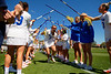 Florida Gators womens lacrosse attacker Hannah Mardiney during pregame as the #8 ranked Gators come from behind to beat the #3 ranked Stony Brook Seawolves 12-10 at Donald R. Dizney Stadium in Gainesville, Florida on February 29th, 2020 (Photo by David Bowie/Gatorcountry)