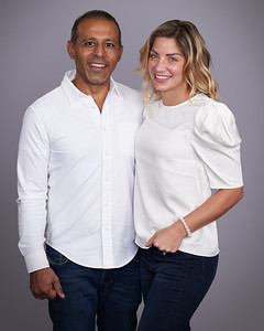 Amit and Carrie