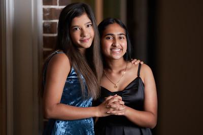 Diya and Nidhi Homecoming Dance 10/16/20