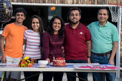 Shruti's 50th Birthday Block Party 4/28/20