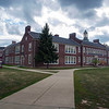 200928 Maple Ave School<br /> James Neiss/staff photographer <br /> Niagara Falls, NY - The Maple Avenue Elementary School has been closed after a faculty tested positive for COVID-19 virus.