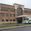 200430 COVID Testing 2<br /> James Neiss/staff photographer <br /> Niagara Falls, NY - The Community Health Center of Niagara medical mobile unit will be available for drive-up and walk-up testing at 2715 Highland Avenue. Call 716-989-9199, option 9, to schedule a COVID-19 diagnostic test.