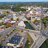 200922 LKPT Credit Rating<br /> James Neiss/staff photographer <br /> Lockport, NY - Downtown view for story on Lockport credit rating.