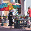 200720 Enterprise 3<br /> James Neiss/staff photographer <br /> Niagara Falls, NY - Customers had beautiful weather Monday morning to look for their favorite fresh vegetables at the Niagara Falls City Market.