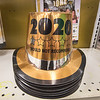 201230 New Years 1<br /> James Neiss/staff photographer <br /> Niagara Falls - A new years hat at Party City sums it up for many giving 2020 one star out of 5 and would not recommend.