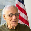 201110 Veteran 2<br /> James Neiss/staff photographer <br /> Lockport, NY - Army Air Force veteran Geogre Chapman.