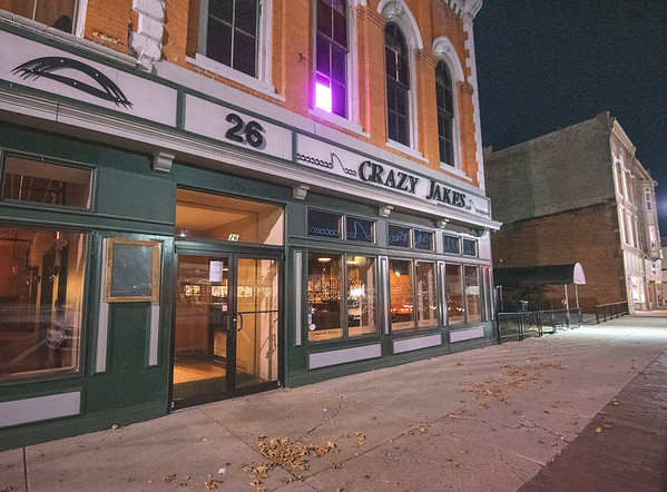 201110 Crazy Jakes<br /> James Neiss/staff photographer <br /> North Tonawanda, NY - It was reported that Crazy Jakes on Webster Street is closing.
