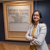 200716 NFMMC Oncology 1<br /> James Neiss/staff photographer <br /> Niagara Falls, NY - Dr. Bhuvana Ramkumar, MD, medical director of the new $2 million Golisano Medical Oncology Center, which is a member site within the Roswell Park Care Network, opened Monday and is located on the fourth floor of Memorial Medical Center's Schoellkopf Building. Construction of the 6,085-square-foot facility was supported by a $1.5 million donation from philanthropist and businessman Tom Golisano. The Oncology Center was officially opened during ceremonies on Thursday. <br /> <br /> Press Release<br /> <br /> Niagara Falls Memorial Medical Center, Roswell Park <br /> to dedicate Golisano Medical Oncology Center<br />  <br /> Representatives from Roswell Park Comprehensive Cancer Center, Niagara Falls Memorial Medical Center and the Golisano Foundation will dedicate the Roswell Park Care Network's newest location at 4 p.m. Thursday, July 16 during ceremonies that will be streamed live on Facebook.<br />  <br /> The $2 million Golisano Medical Oncology Center, which is a member site within the Roswell Park Care Network, opened Monday and is located on the fourth floor of Memorial Medical Center's Schoellkopf Building. Construction of the 6,085-square-foot facility was supported by a $1.5 million donation from philanthropist and businessman Tom Golisano.<br />  <br /> The Golisano Medical Oncology Center will make Roswell's expertise in such areas as hematology, chemotherapy infusion and the newest cancer treatments, including immunotherapies, readily accessible to those who live and work in Niagara County. <br />  <br /> Media coverage is invited.