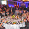 James Neiss/staff photographer <br /> Niagara Falls, NY - The Niagara Choice table at the Niagara Falls Memorial Medical 2020 Premier were ready to dine and dance at the Seneca Niagara Resort.