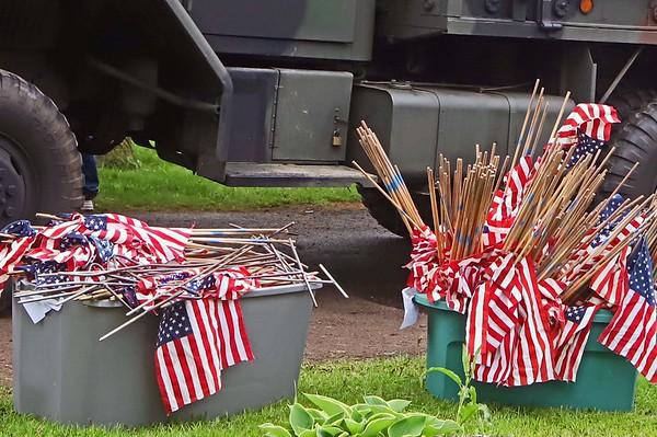 200523 Oakwood Flags 1