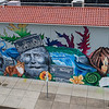200722 DiCamillo Mural<br /> James Neiss/staff photographer <br /> Niagara Falls, NY - The mural on the 17th Street side of DiCamillo's Bakery painted by Artist Tara Sasiadek of Buffalo is now finished. (Editors Note: There are photos of the artist taken recently in the system for story or standalone package)