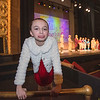 James Neiss/staff photographer <br /> Niagara Falls, NY - A very precocious Veruca Salt, played by Ryann Morris, a candidate to take over Willy Wonka's chocolate factory after finding one of the golden tickets, sticks her tounge out at news photographer James Neiss, instead of saying cheese.