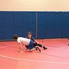 James Neiss/staff photographer <br /> North Tonawanda, NY - North Tonawanda wrestling practice.