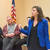 James Neiss/staff photographer <br /> Lockport, NY - Stefanie Coyle, deputy director of the Education Policy Center