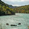 200928 NF Enterprise<br /> James Neiss/staff photographer <br /> Lockport, NY - Fisherman enjoy a morning of fishing on the Niagara River in the gorge adjacent to the Power Vista.