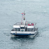 200723 Maid Capacity 4<br /> James Neiss/staff photographer <br /> Niagara Falls, NY - It appears that only 3 passengers ride a Hornblower tour boat to see the falls on Thursday.