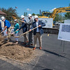 200717 SPCA Expansion 2 <br /> James Neiss/staff photographer <br /> Wheatfield, NY - The Niagara County SPCA held a ceremonial groundbreaking to kick off construction of a new Surgical Suite addition at the Lockport Road animal shelter.