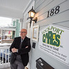 James Neiss/staff photographer <br /> Lockport, NY - Kevin Wing helps the homeless as the new director for Lockport CARES.