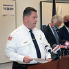 201002 NFPD Crime 2<br /> James Neiss/staff photographer <br /> Niagara Falls, NY - Niagara Falls Police Superintendent Thomas Licata hosted a press conference to address the increase in violent crimes.