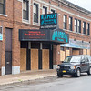 200603 Boarding Up 12<br /> James Neiss/staff photographer <br /> Niagara Falls, NY - The Rapids Theatre on Main Street is all boarded up.