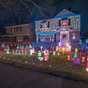 201222 Christmas Lights 5<br /> James Neiss/staff photographer <br /> Niagara Falls, NY - The Niagara Beautification Commission Annual Holiday Decorating Contest Lower LaSalle: 159 76th Street: Holy smokes, so many lights!