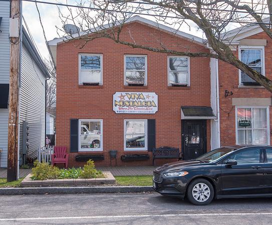 200421 Small Business 4<br /> James Neiss/staff photographer <br /> Lewiston, NY - Viva Nostalgia in Lewiston.