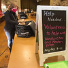 201112 Meals 1<br /> James Neiss/staff photographer <br /> Niagara Falls, NY - Niagara Falls Meals On Wheels Program Director Lydia Shiposki is looking for volunteers to help service the 80 meal recipients they serve each day.