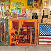200909 9_11 Artist 4<br /> James Neiss/staff photographer <br /> Cambria, NY -  Local artist Richard 'Sean' Manning, has been creating 9/11 commemorative art for the past decade.  Pieces from this body of work will be on display at Freedom Run Winery located at 5138 Lower Mountain Road, Lockport, from September 11th and can be viewed from a social distance.  The winery is open 12-6 pm daily, and to 8 pm on Friday.  All are welcome to drop by to see this very meaningful exhibit.  Please wear a mask.  No purchase necessary, however reservations are required for parties of 8 or more by calling the tasting room at (716) 433-4136.  For those interested in relaxing over a glass or bottle of wine, or craft beer overlooking the vineyards, Ava's Table at the Vineyard will be serving dinner on Friday from 3-8 pm, and Brunch with Bloody Mary's and Mimosas on Saturday and Sunday from 12-4 pm.